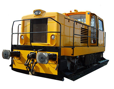 Material de Tracción Ferroviaria